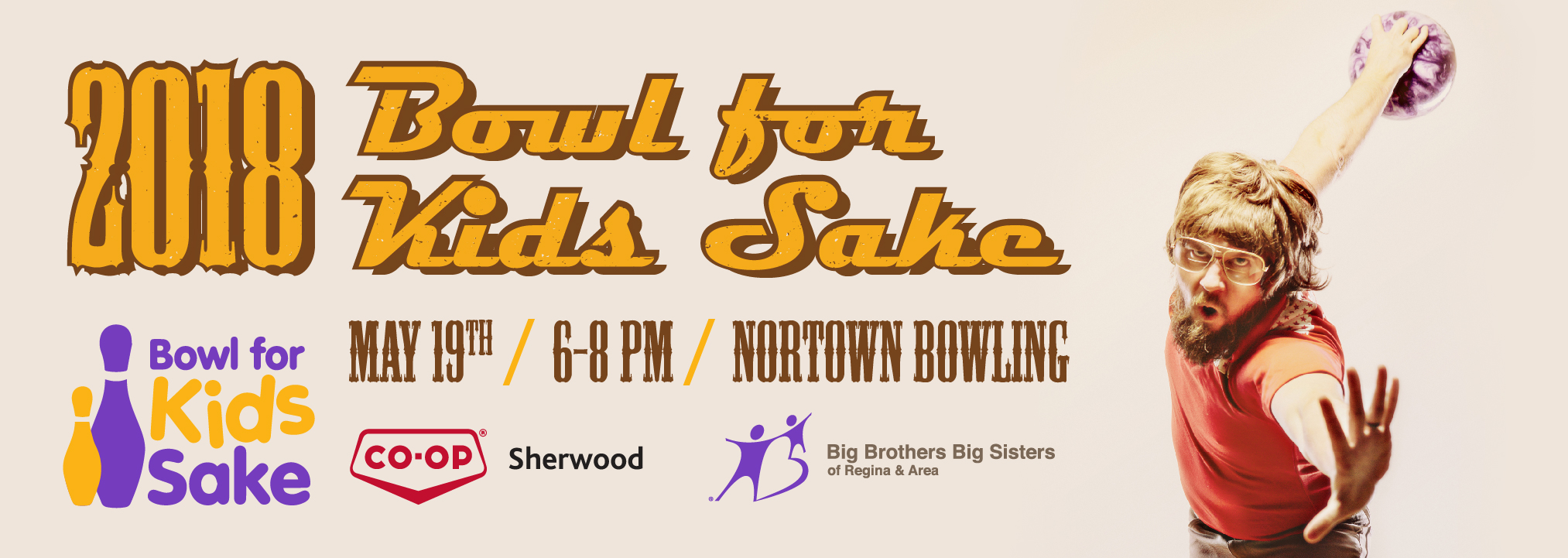 2018 Bowl For Kid's Sake - Presented by Sherwood Co-Op
