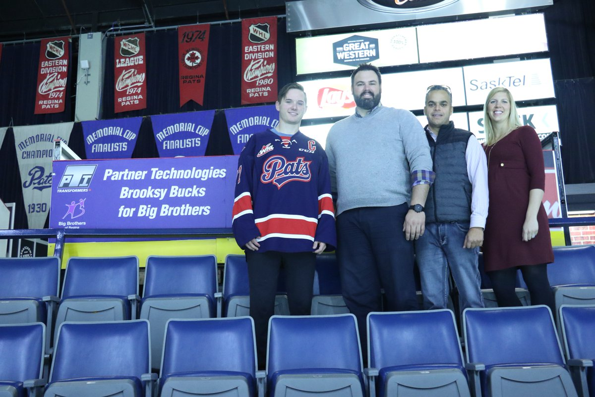"""Partner Technologies launches """"Brooksy Bucks for Big Brothers Big Sisters"""""""
